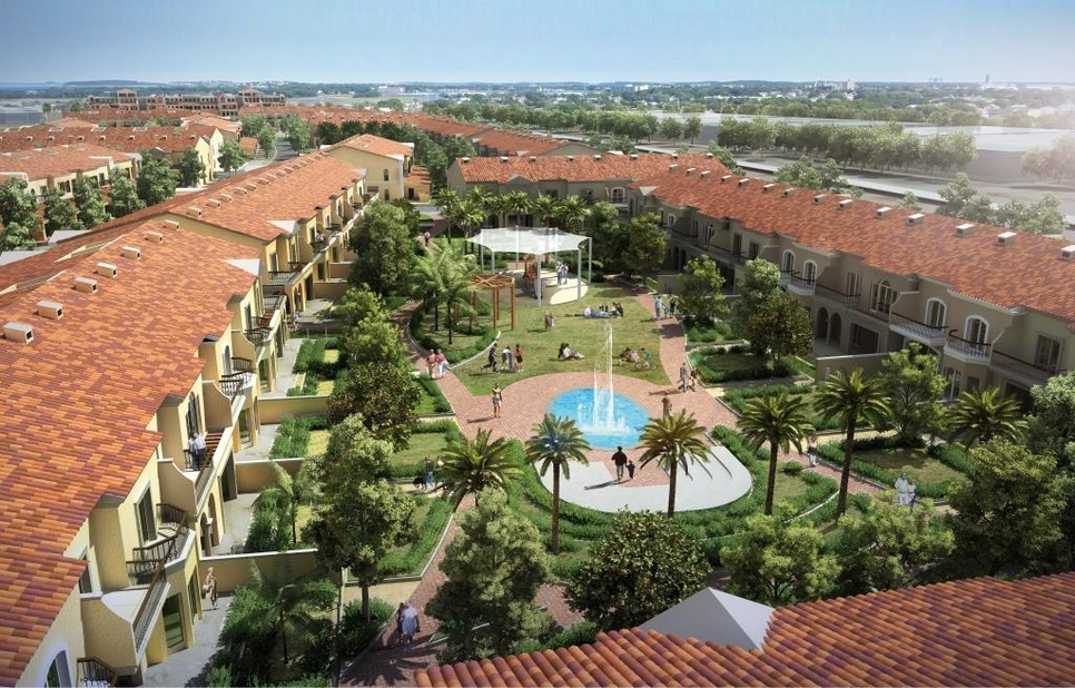 Green Community, Dubai Investment Park.