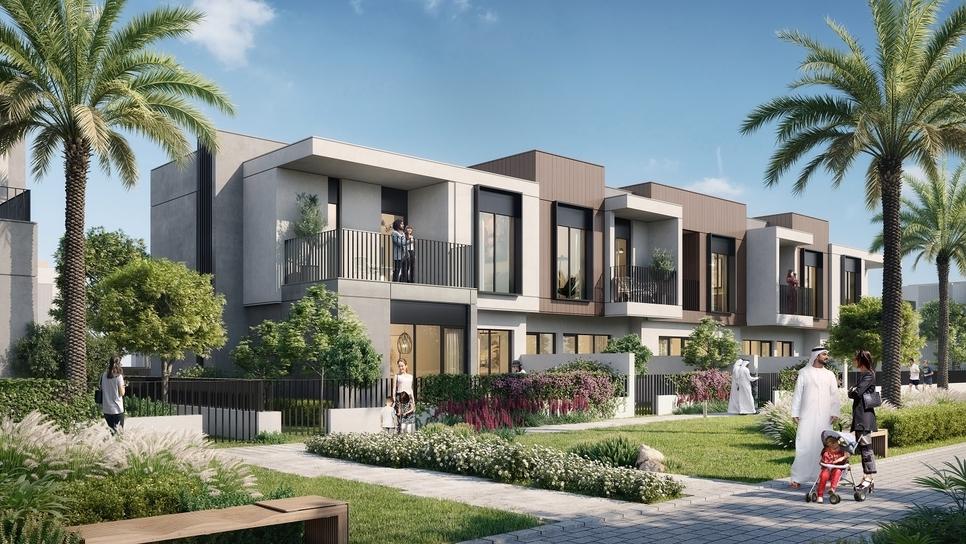 Emaar Properties's Expo Golf Villas located in Dubai South [representational]