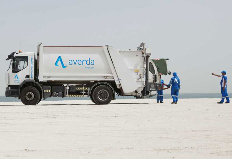 Averda is a waste management company.