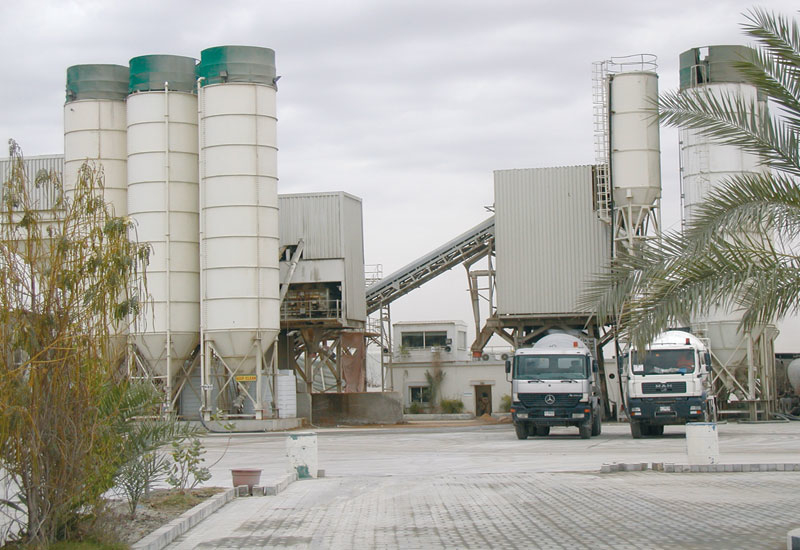 Iraq will rebuild the Kufa cement plant.