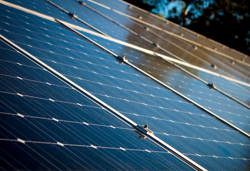 KNPC is developing the solar project.