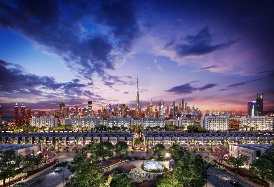 Mag City is a Dubai megaproject.