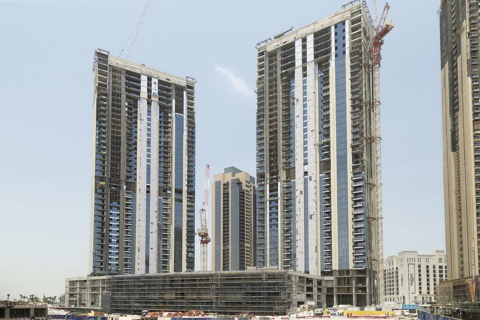 Creekside 18 is part of Emaar's Dubai Creek Harbour.