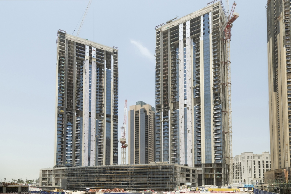 Creekside 18 is part of Emaar's Dubai Creek Harbour.