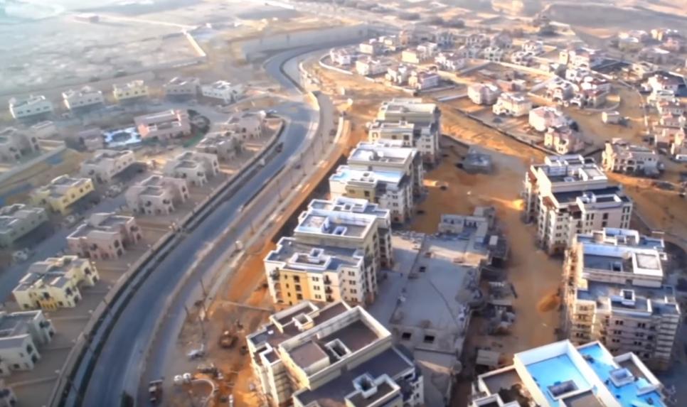 Uptown Cairo is an Emaar Misr project.
