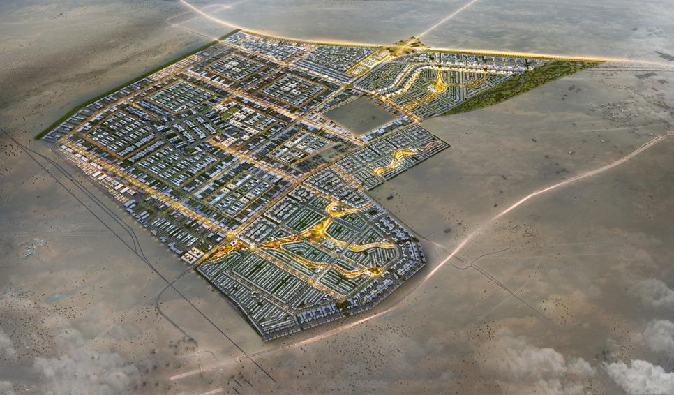 Khazaen is Oman's largest PPP project.