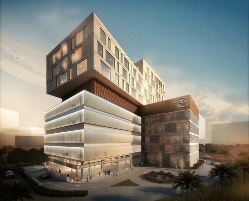 Clemenceau Medical Centre, Dubai.