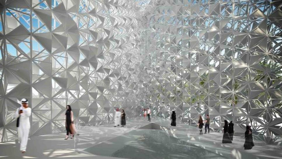 Expo 2020 Dubai's Japan Pavilion.