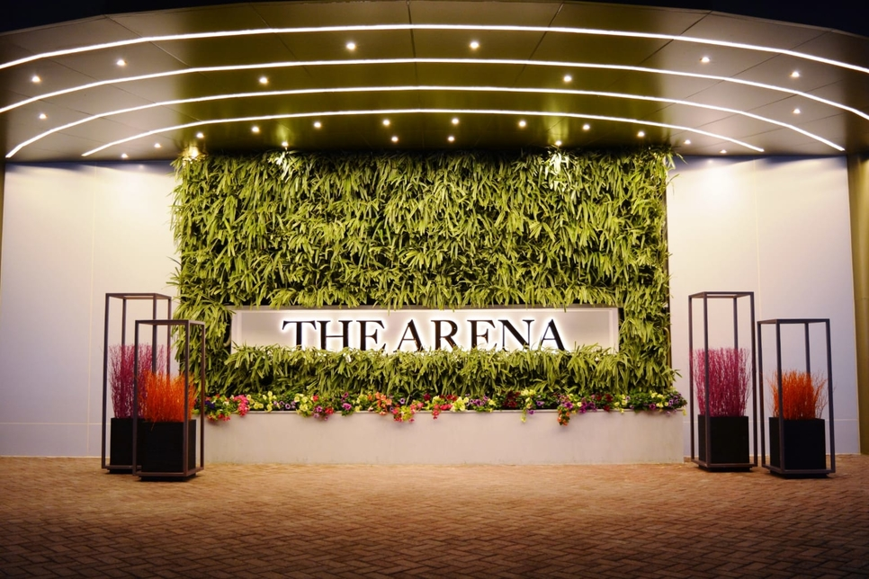 The Arena has opened at Ritz-Carlton Bahrain.