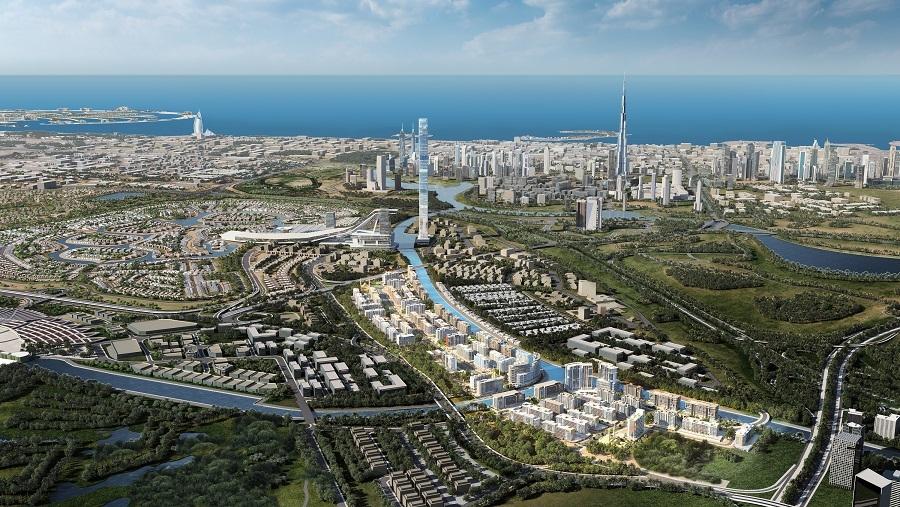 Azizi Riviera is located in Dubai.