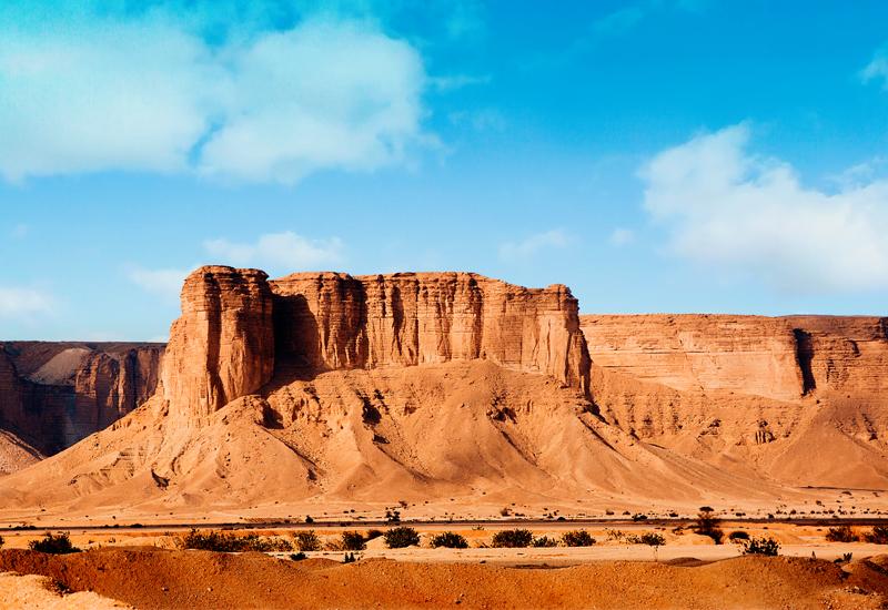 Saudi Arabia's Qiddiya will span 334km2.