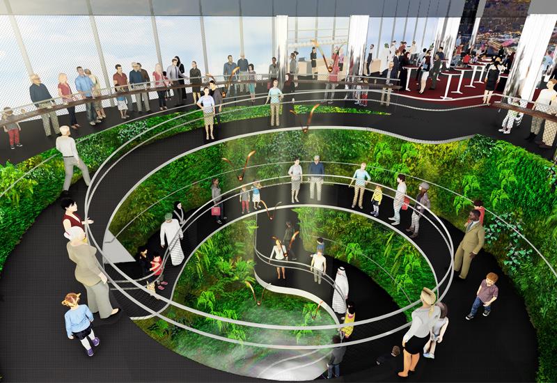 Expo 2020 Dubai's Singapore Pavilion.