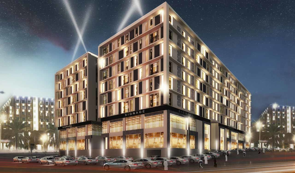 BBH Group is developing Alfarahidi Complex in Oman's Rusayl.