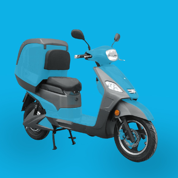 One Moto's Byka range of electric motorcycles.