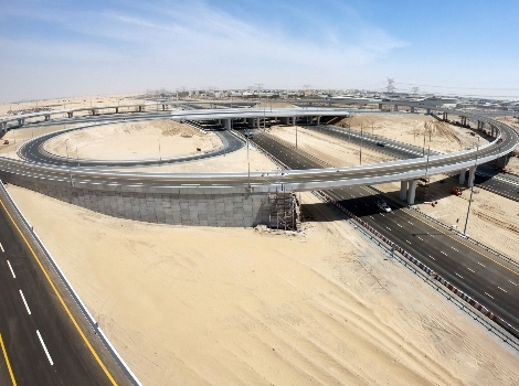 RTA has completed Phase 3 and 4 of Expo 2020 Dubai roads.