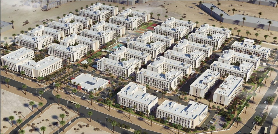 Wasl's Warsan project will be delivered in Q2 2020.