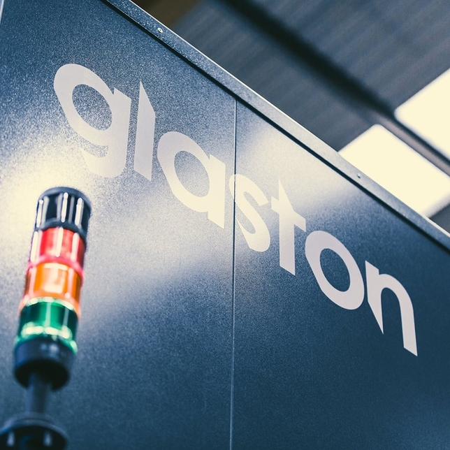 Glaston is a glass processing firm.