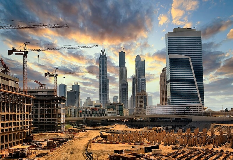 August 2019 was a busy month for Middle East construction.