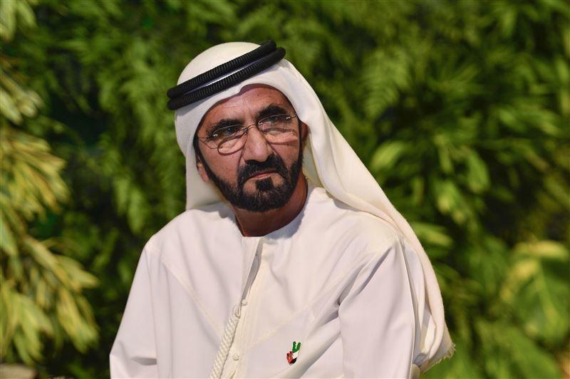 Dubai Ruler HH Sheikh Mohammed bin Rashid Al Maktoum