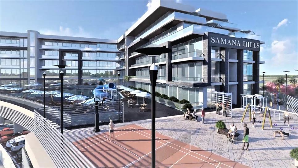 Samana Hills is being built in Dubai's Arjan.