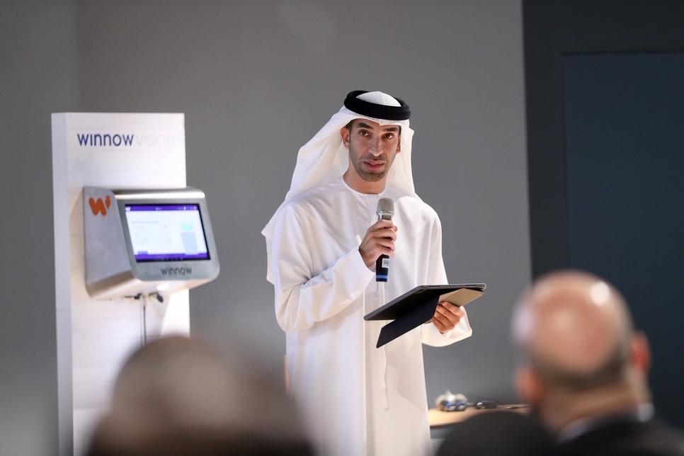 Dr Thani bin Ahmed Al Zeyoudi.