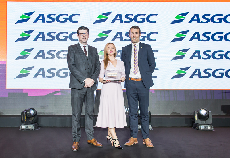 The Construction Week Awards recognises regional talent within the industry