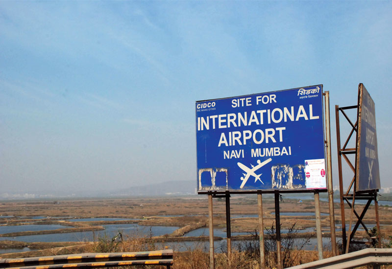 L&T will build Navi Mumbai International Airport.
