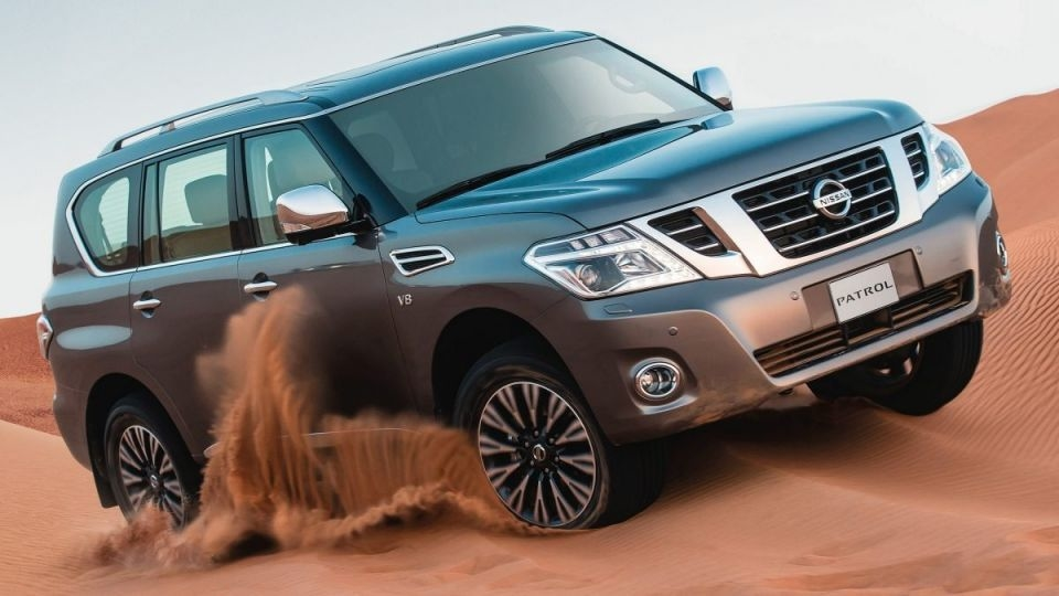 Nissan Patrol is among the Japanese giant's brands.