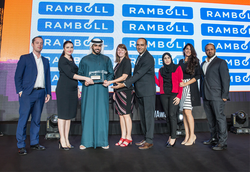 Danish consulting firm Ramboll has been confirmed as a Gold Sponsor