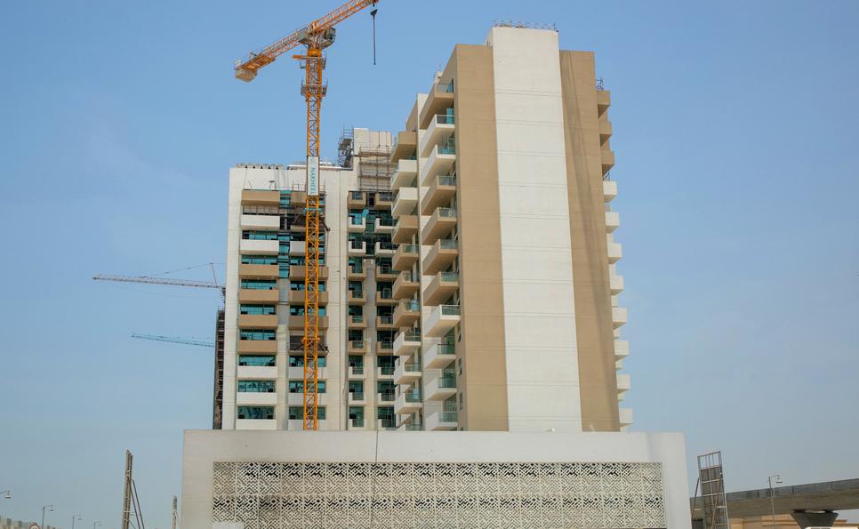 Azizi Developments' Farishta in Dubai's Al Furjan.