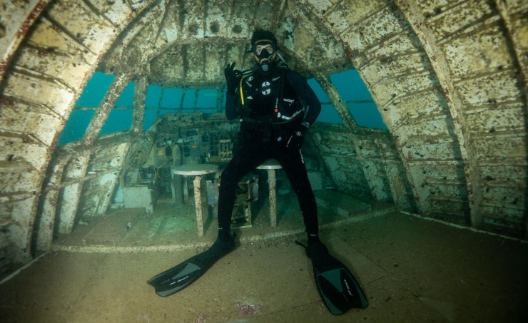 Dive Bahrain will open to the public on 7 September, 2019.