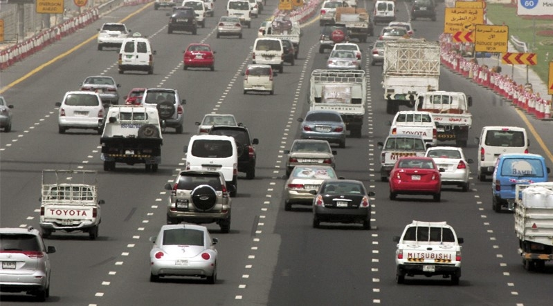 The ministry will construct and maintain federal roads in the UAE. [representational image]