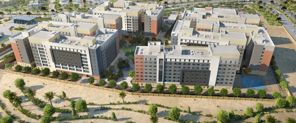 Al Rakha Group is working on Miral's Yas Village.