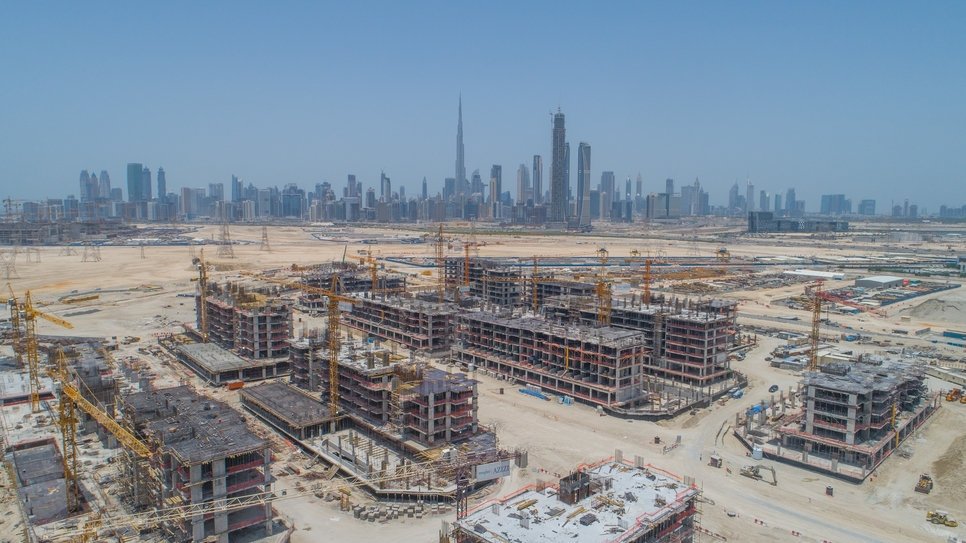 Azizi Developments has hit major milestones in Q3 2019.