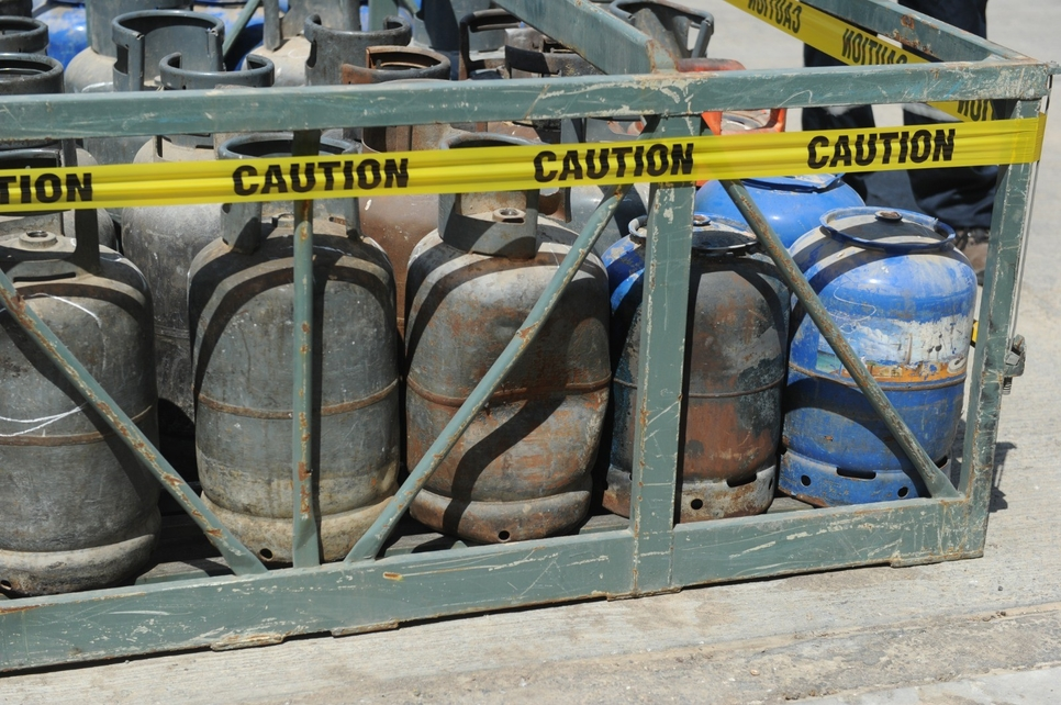 KOTC plans to boost gas cylinder safety.