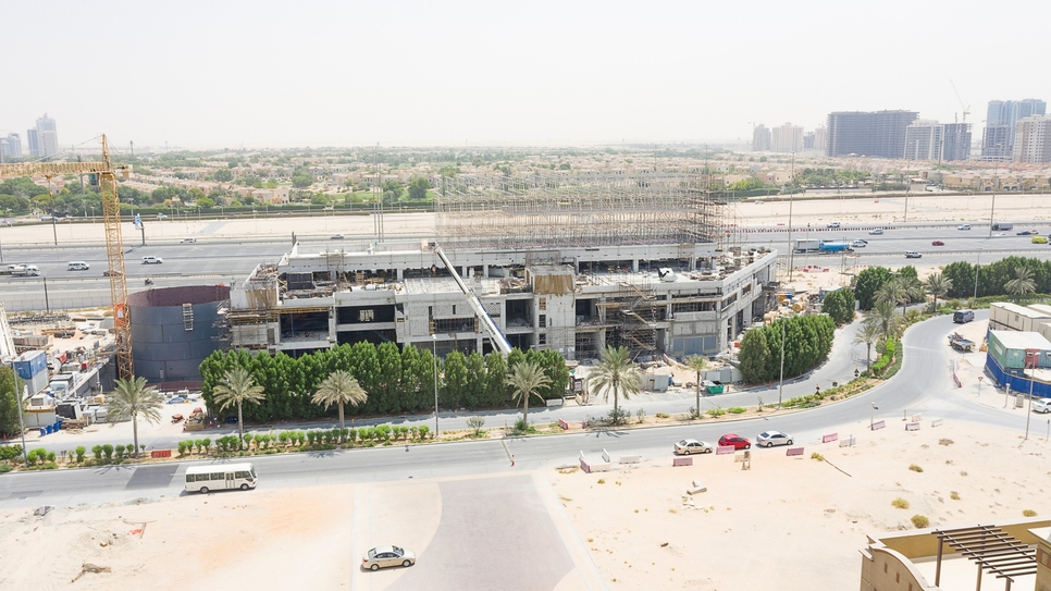Empower's AI-powered district cooling plant in Dubai.