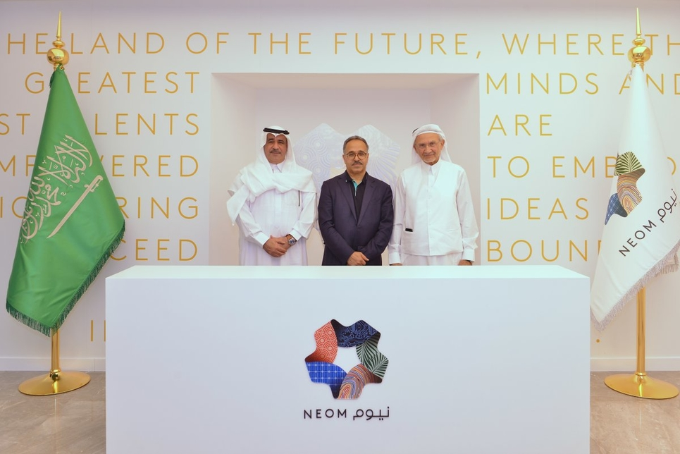 Al-Tamimi Group, Satco will work with Neom.