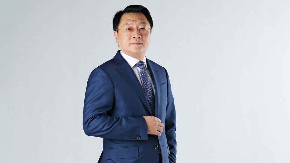 Yu Tao, president and CEO of CSCEC ME.
