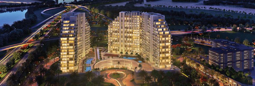 Azizi Developments' Creek Views in Dubai.