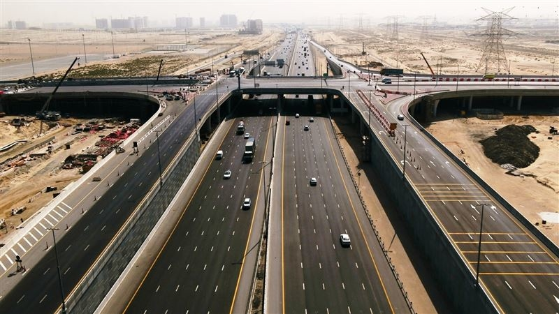 Al Yalayis and Al Asayel streets have been improved.