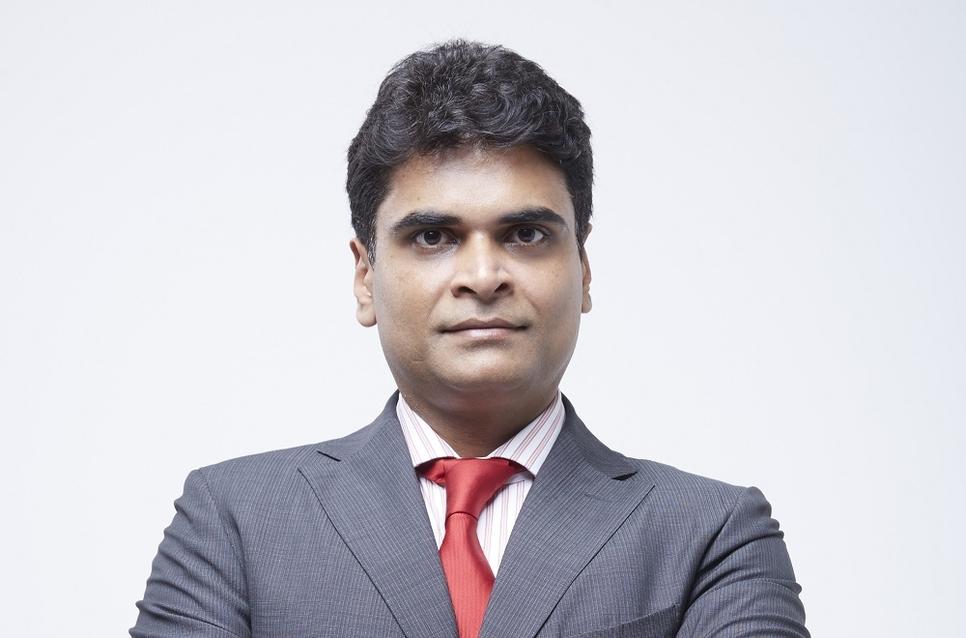 Beaver Gulf's chairman and CEO, Rajesh Kumar Krishna.