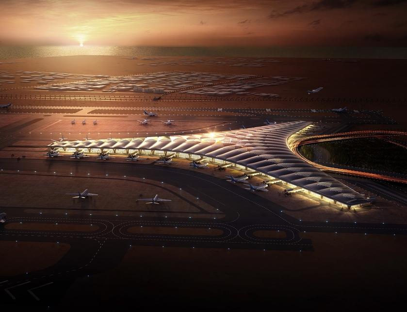 Kuwait International Airport's T2.