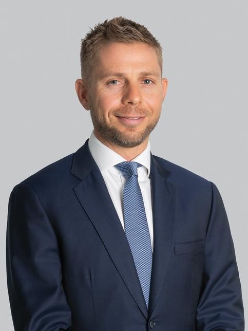Johan Hesselsøe, managing director, Faithful+Gould MEA.