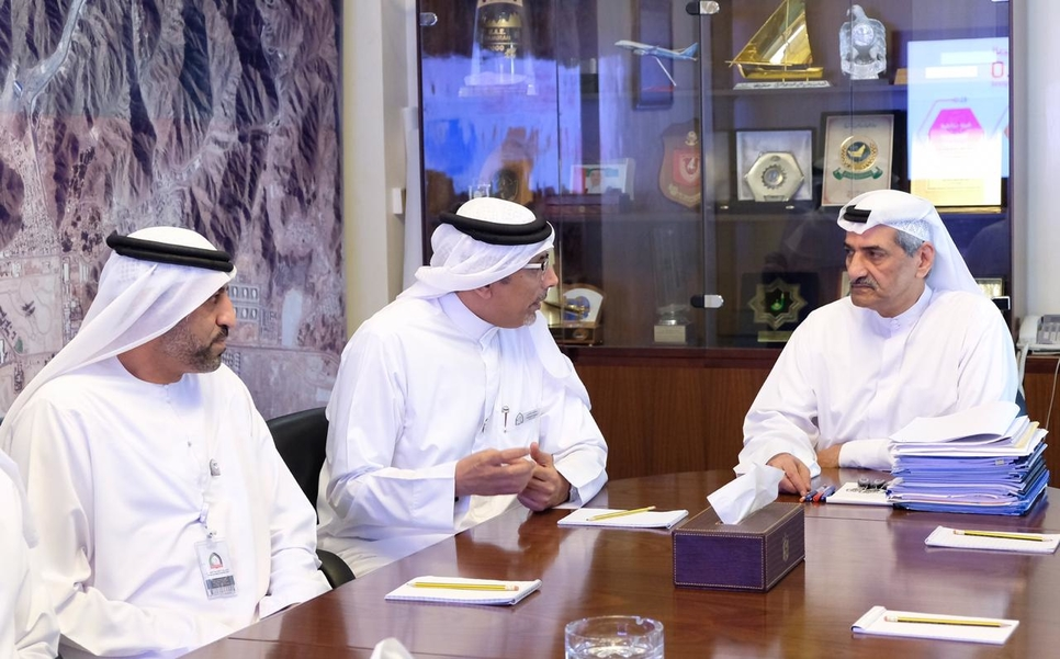 The Ruler of Fujairah has approved the land grant.