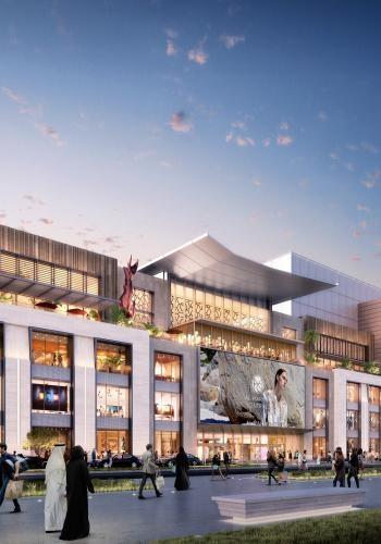 The Galleria Al Maryah Island expansion