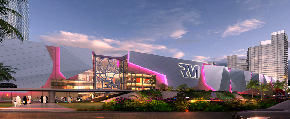 Reem Mall is one of NREC's projects.
