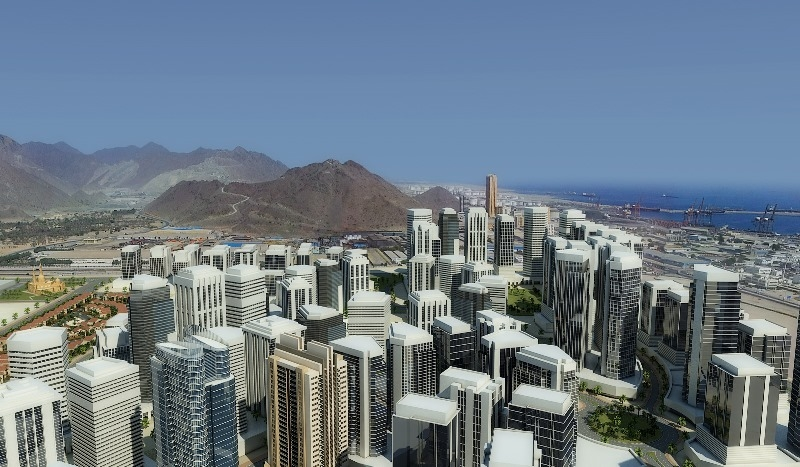 Al Hilal City is located in Fujairah.