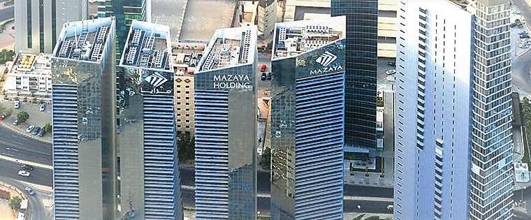 Al Mazaya Holding is headquartered in Kuwait.