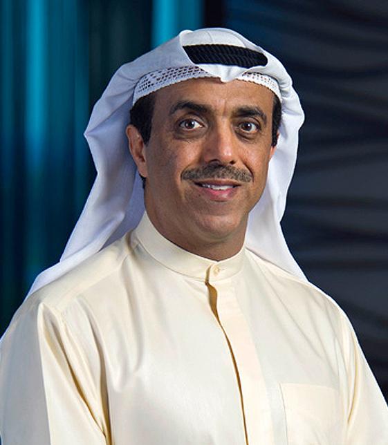 Al Futtaim Group's vice chairman, Omar Al Futtaim.
