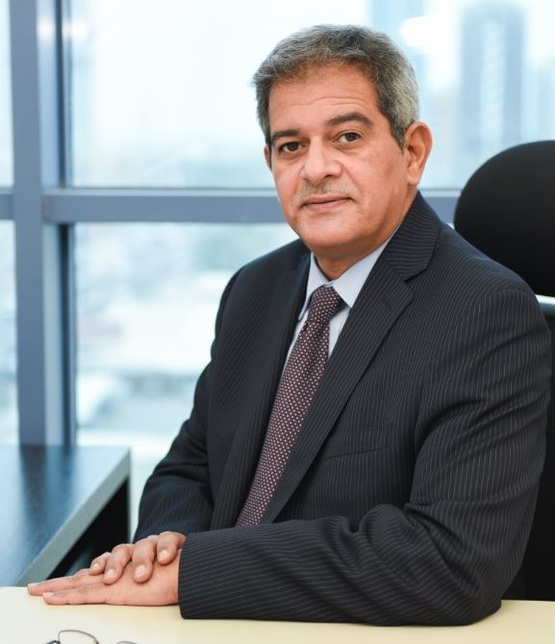 Chairman of First Bahrain Real Estate, Waleed Alkhaja.